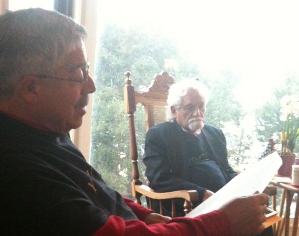 Pablo Armando Fernandez and Daniel del Solar