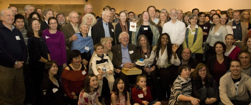 Douglas Engelbarts 85th Birthday Celebration at The Tech Museum